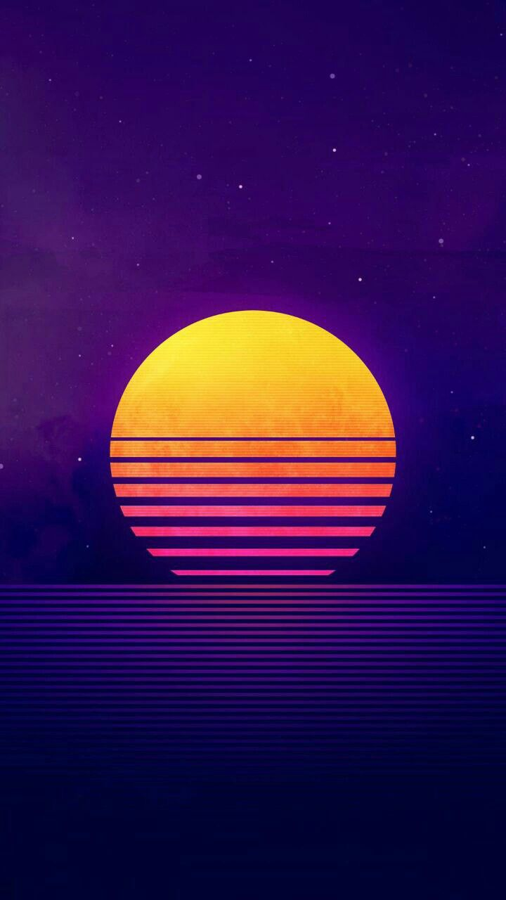 Pin By Kirill On Space Astronaut Pictures Vaporwave Wallpaper Mkbhd Wallpapers Pop Art Wallpaper
