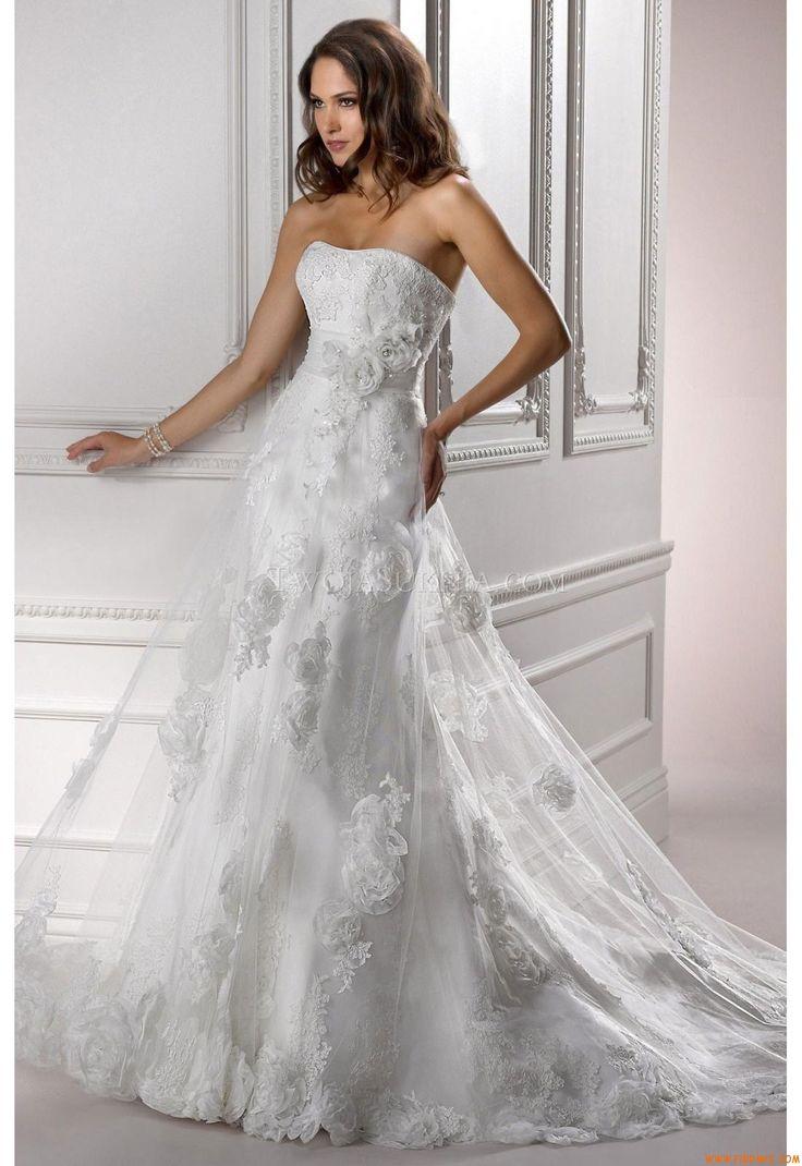 Vestidos de noiva Maggie Sottero Olivia Symphony