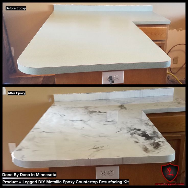 ... Our #diy #Metallic #epoxy #countertop #resurfacing #kits Itu0027s  Impossible To Post Them All! Get Your #counter Kit Today And #coat  Something #resin ...