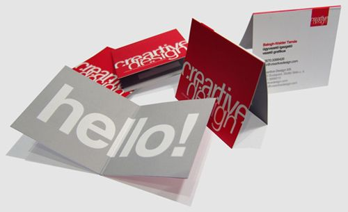 40 Cool Business Card Examples With Beautiful Typography