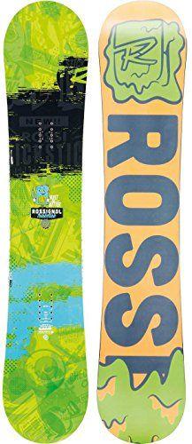 Rossignol Trickstick Amptek Snowboard Mens Sz 151cm