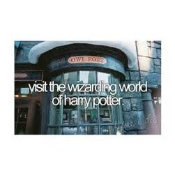 bucket list ideas - Wasn't able to make it when I was in London. Next time!