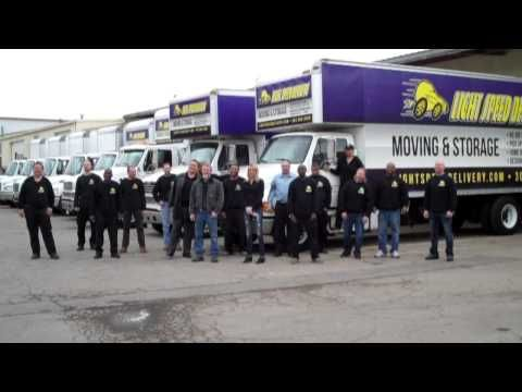 Moving Company In Denver | Light Speed Delivery Moving And Storage Brian  Light Call Today For