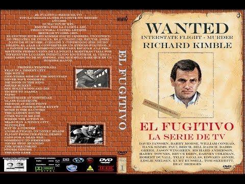 El Fugitivo 1x01 David Janssen (1963) Audio Latino ® Manuel Alejandro 2016. - YouTube