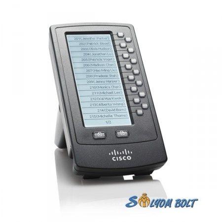 Cisco SPA500DS SPA5xx-hez digitális programozható kezelőfelület