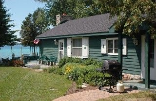 Torch Lake Cottage Rental: Quaint Cottage On Beautiful Torch Lake, Michigan | HomeAway