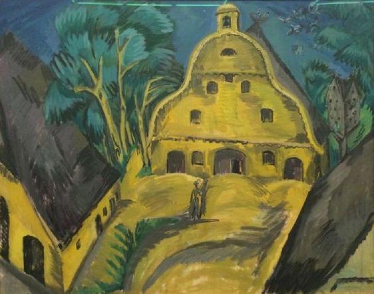 Ernst Ludwig Kirchner - Gut Staberhof auf Fehmarn