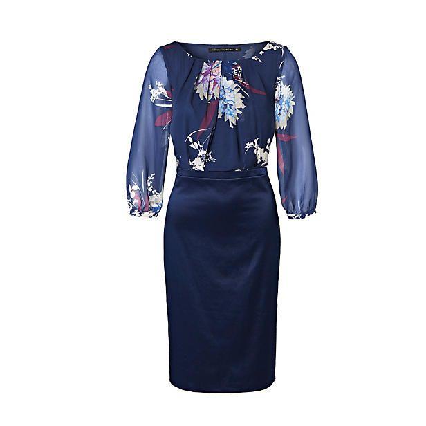 Steps blauwe jurk