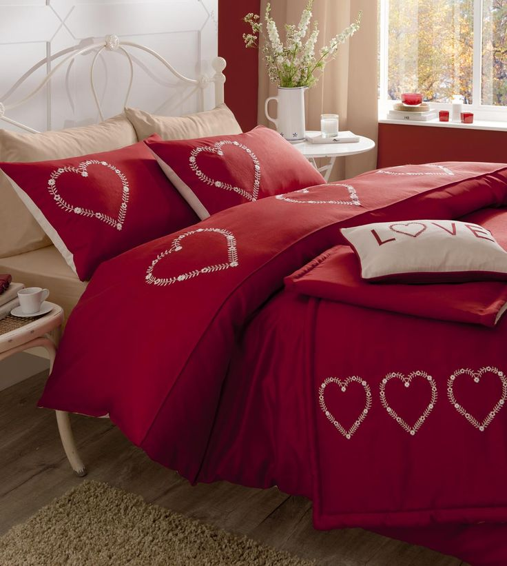 Transform your bedroom... #ValentinesDay #Argos