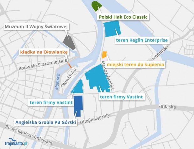 Po latach sporów w końcu rusza budowa kładki na Ołowiankę . Przeprawa, która stanowić będzie nowe połączenie Śródmieścia z wyspą i zapomnianą częścią Gdańska,
