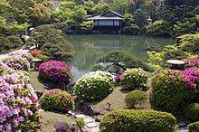 Японская чайная церемония — Википедия  Внутри чайного домика (Музей искусства Дальнего Востока, Берлин)