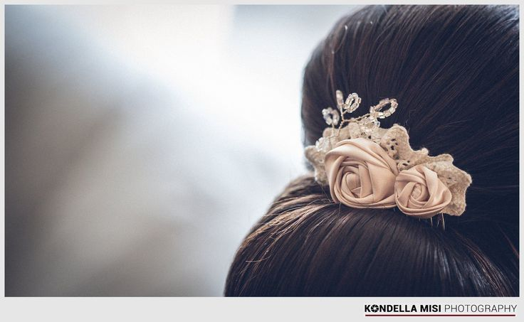 Timi flower hairpin  and lace bridal bouquet. www.somethingoldbride.com somethingoldbride@gmail.com