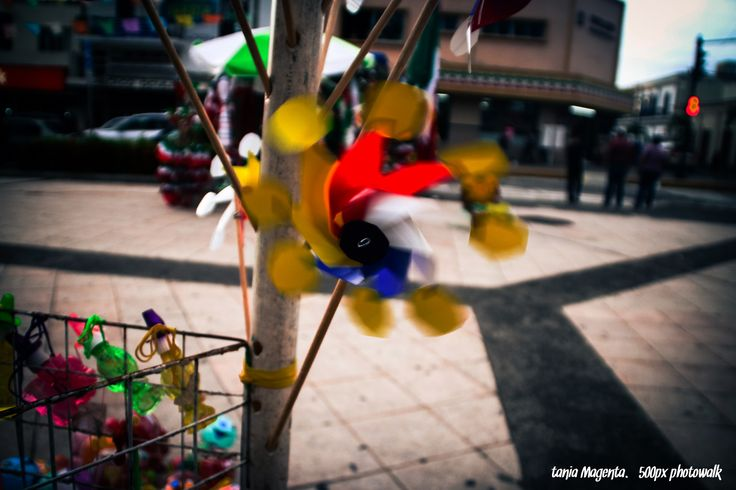 el viento y los colores by Tania Magenta on 500px