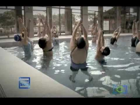 Miguel Gonzalez Aqua Yoga