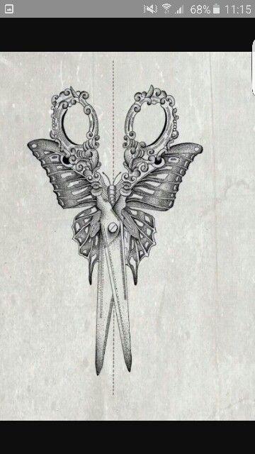 Scissorsbutterfly