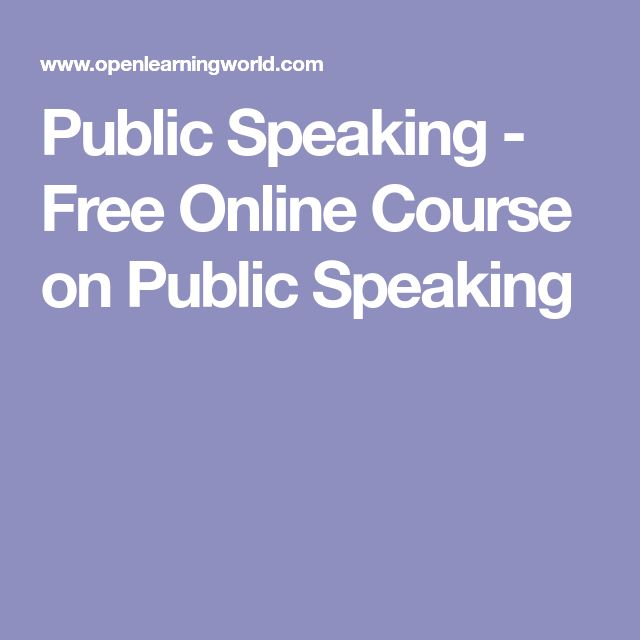 public speaking and presentation skills pdf