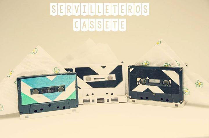Servilleteros cassete!