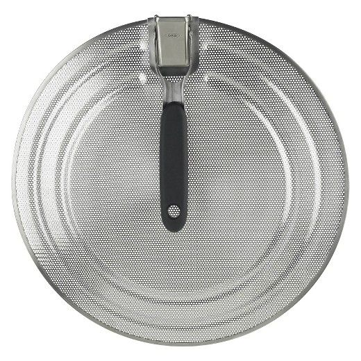 OXO Softworks Stainless Steel Splatter Screen : Target