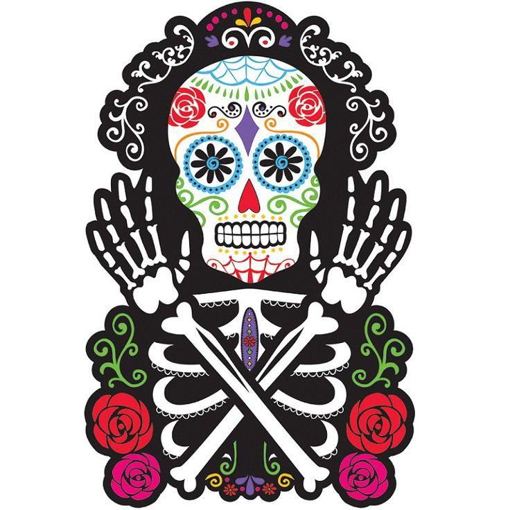 """Plongez au coeur de la tradition mexicaine du jour des morts avec notre collection de produits """"Day of the Dead"""" !"""