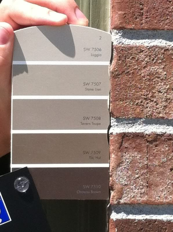 1000 Images About Red Brick House Paint Colors On