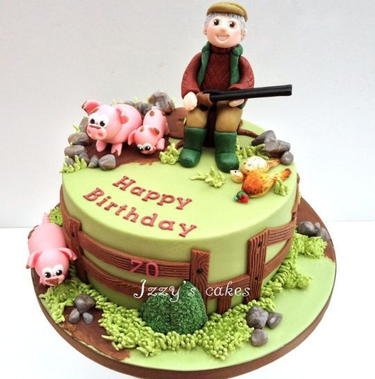 Pig farmer and hunting enthusiast!