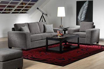 Living Room Furniture-The Sonoma Collection-Sonoma Sofa