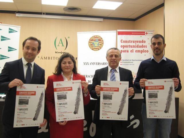Cruz Roja organiza este fin de semana dos conciertos solidarios en Murcia y Cartagena. http://noticias.lainformacion.com/arte-cultura-y-espectaculos/musica-clasica/cruz-roja-organiza-este-fin-de-semana-dos-conciertos-solidarios-en-murcia-y-cartagena_uFoCndvaKKcL8dtg2tYNH1/
