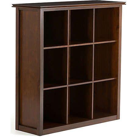 "Harrisburg 48"" Cube Bookcase"