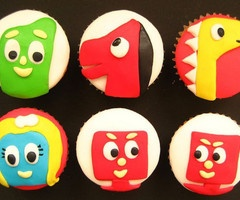 1000 images about gumby themed kids party on pinterest clay