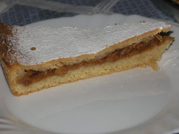 Croatian Apple Pie /This is perfect apple croatian pie l love it.
