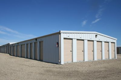 Real Storage (Whitecourt) - 3364 34th Avenue Whitecourt, AB. The Whitecourt property is located in the foothills of the Rocky Mountains, situated along the Provincial Highway Number 43, 180 km northwest of Edmonton. The facility is located within the industrial area with easy access to major roadways.