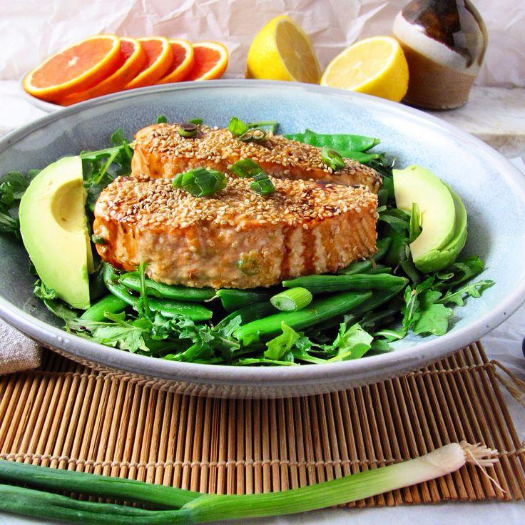 05e197ac0f6c93dfbab19cdd512d7c03 glazed salmon sesame