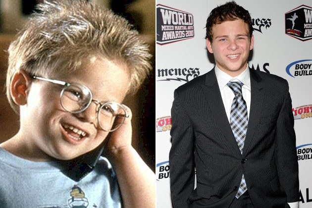 Jonathan Lipnicki from Jerry McGuire