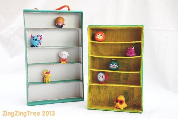 25 best images about diy shelves on pinterest furniture storage shelves and candy boxes - Shoe box storage shelves ...