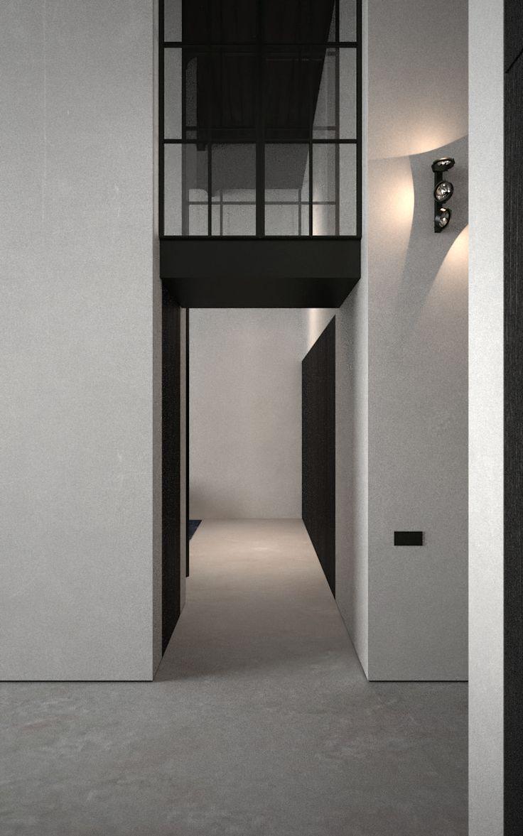 Loft in Avelgem Belgium by AD Office