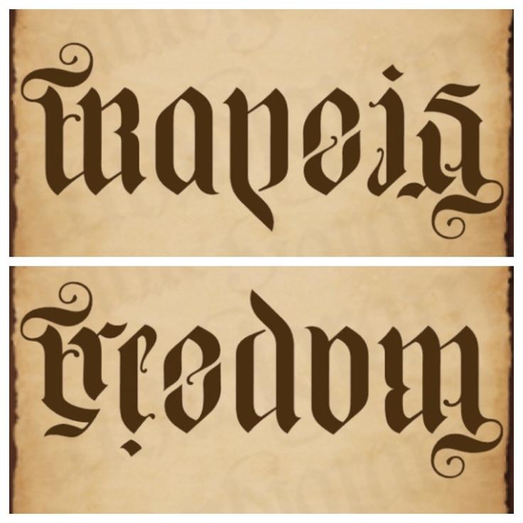 Francis/Freedom
