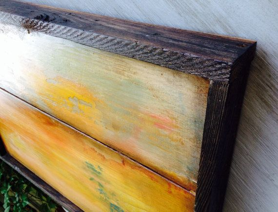 29 best Reclaimed wood art images on Pinterest | Distressed wood ...