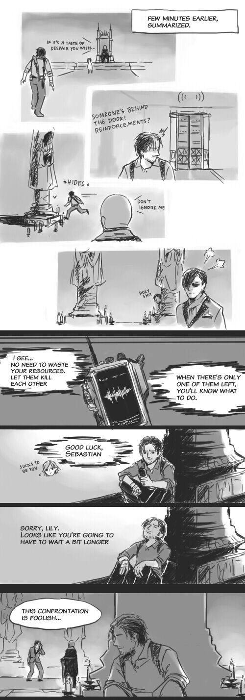Sebastian, Stefano and Theodore Part 2