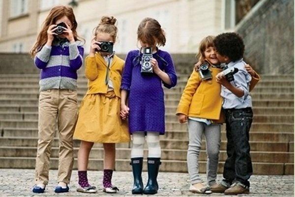 : A Kiss, Kids Style, Vintage Camera, Color, Kids Fashion, J Crew Kids, Jcrew, Kidsfashion, Kids Clothing