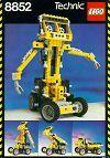 Bauanleitung Lego 8852 A Seite 1
