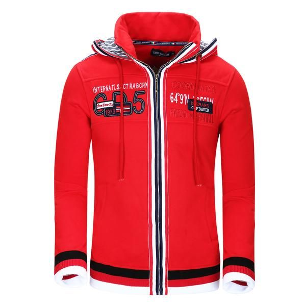 Hot 2016 New Arrival Men's Hoodies Cotton Thickness Fleece Fabric High Quality Letter Embroidery - The Big Boy Store