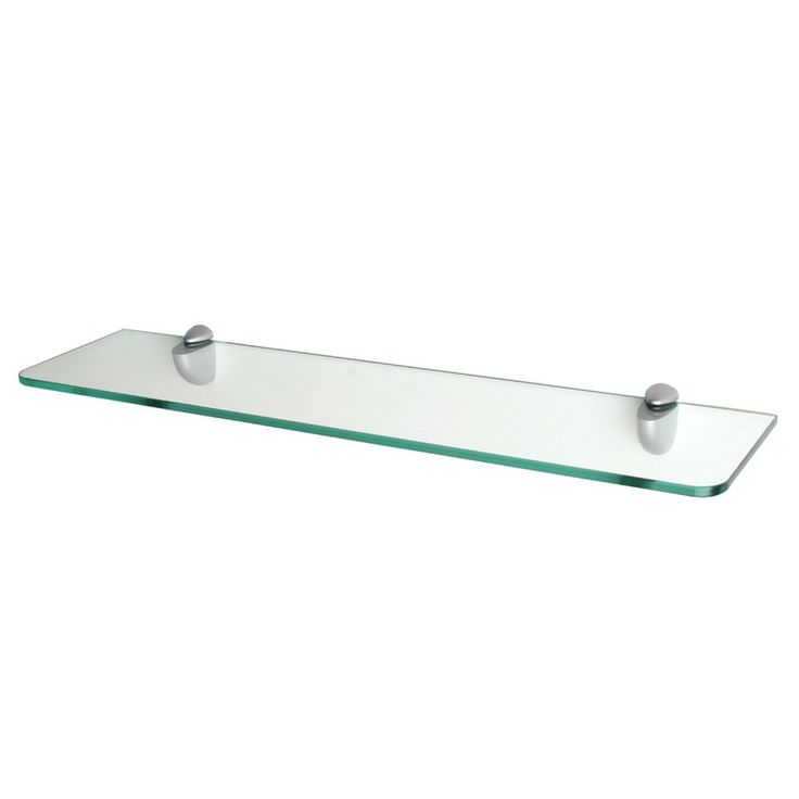 Shop DOLLE  Glassline 32-in x 10-in Standard Shelf at Lowe's Canada. Find our selection of shelves at the lowest price guaranteed with price match + 10% off.