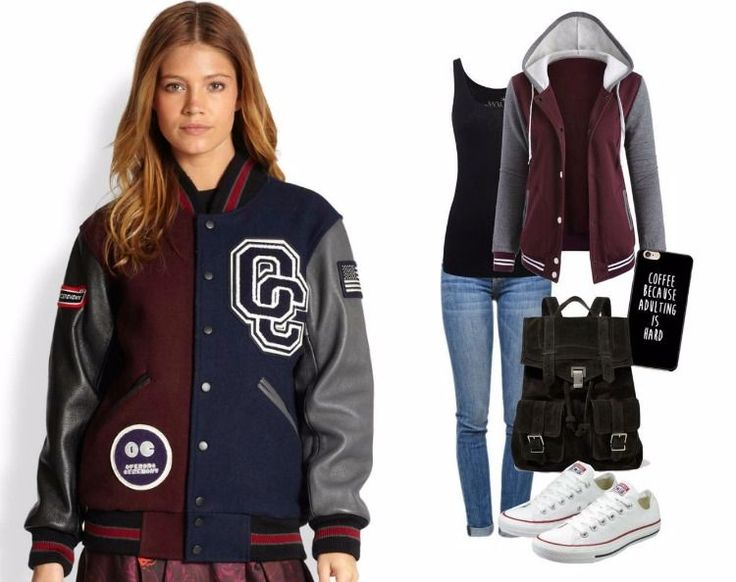 Modetrends für Jugendliche – Bomber & Baseball Jacke