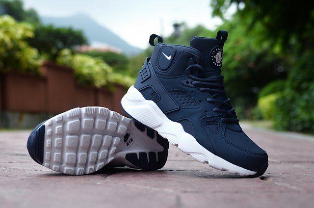huarache shoes high top