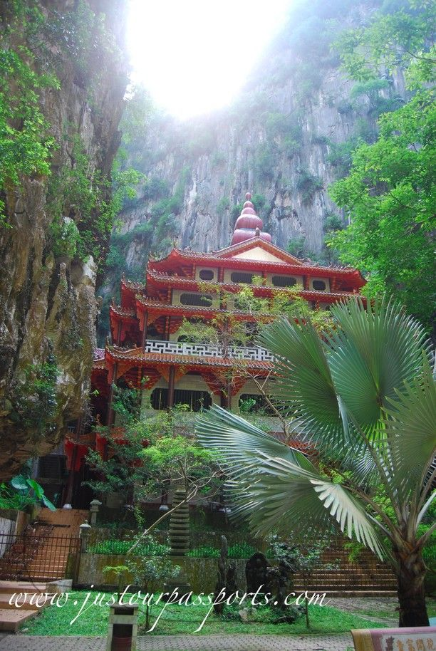 Sam Poh Tong Temple, Ipoh, Malaysia — by Just Our Passports. The Chinese Cave Temples in Ipoh are incredible. Each has its own unique character and they are all worth seeing. Our...