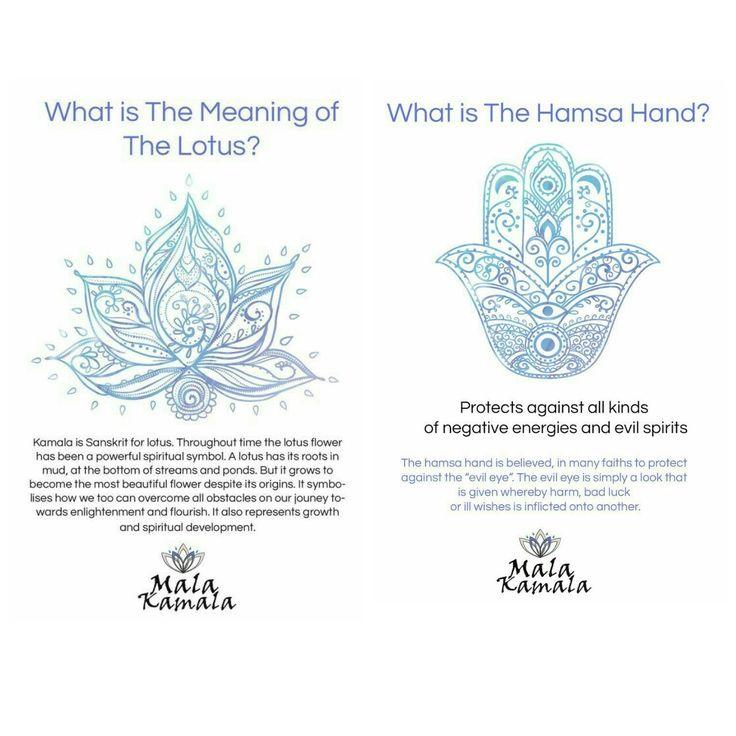 #lotus #hamsa #tattoo #meanings