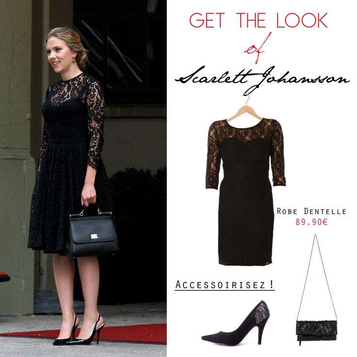 BEST MOUNTAIN // GET THE LOOK OF ... Scarlett Johansson