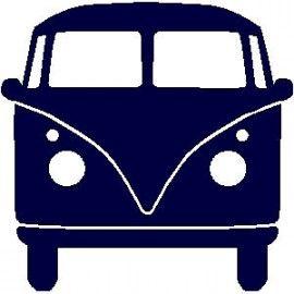 VW-bus Leuk voor Flocken