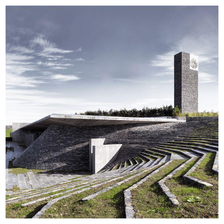 Snake Ranch | styletaboo:   Emre Arolat Architects - Sancaklar...