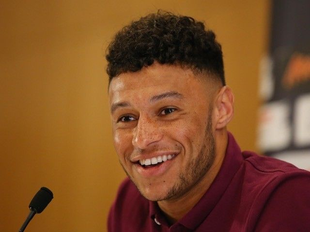 Alex Oxlade-Chamberlain: 'I had a kick up the backside after being dropped'